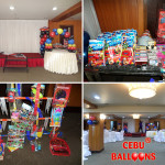 Cars Balloons & Party Supplies with Prizes at Goldberry Suites