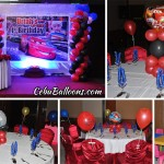 Cars (Red & Black) Theme Budget Decor C at Allure Hoteljpg