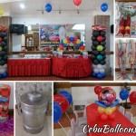 Cars Theme Birthday Party (Joseph Nino) at Maria Lina Building