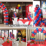 Cars Theme (Combo Package D) at Premiere Citi Suites