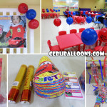 Cars-theme Birthday Party Package with Clown at Play Maze Parkmall