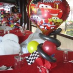 Centerpieces - Cars the Movie