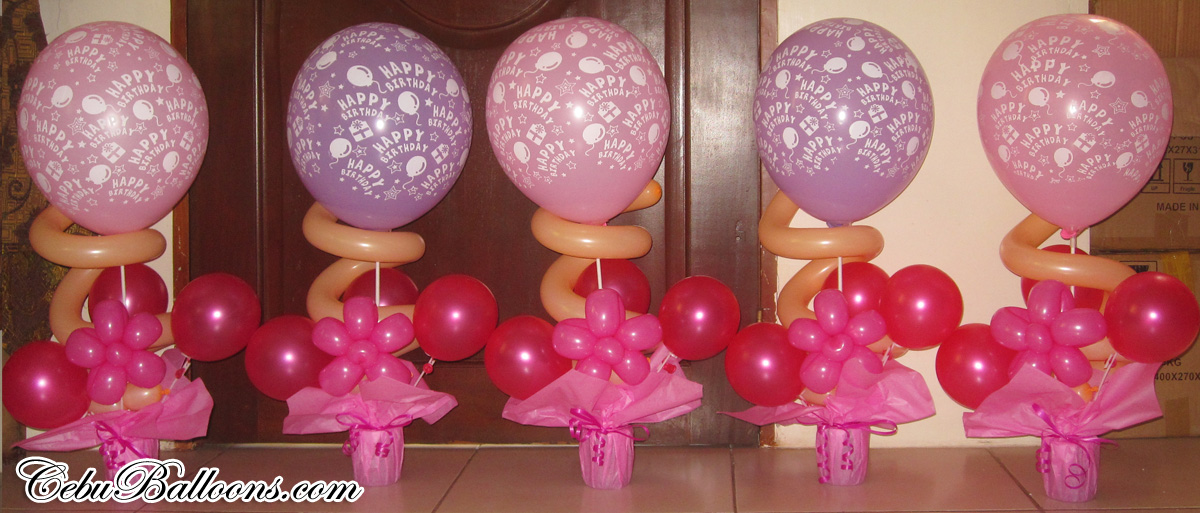 18th Birthday Decoration Ideas