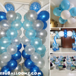 Christening Balloons & Giveaways for Pick-up