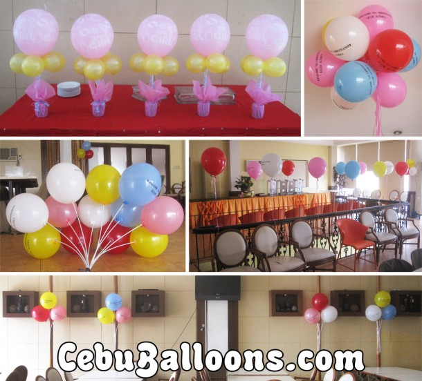 Christening Balloons at Sugbahan (Ellie Althea)