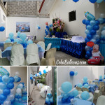 Christening Decor Package with Giveaways at Cuizon Residence in Mandaue Centro