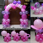 Christening Decoration Package for Pueblo El Grande Clubhouse