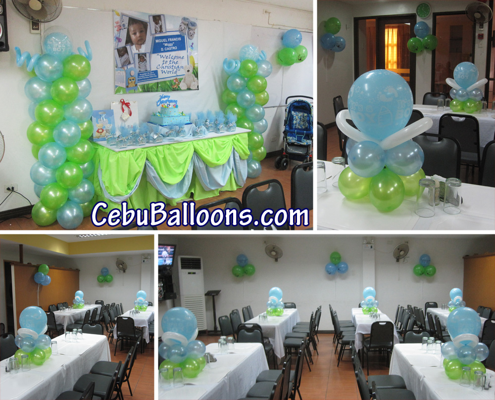 Christening Tables Decorations Image Of Ideas Baptism Centerpiece