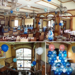 Christening Decors at Pino Restaurant (2nd Floor)
