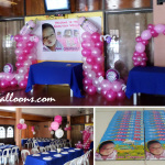 Christening Package A at AA's Barbeque Guadalupe