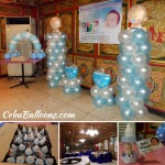 Christening Package (Baby Kazuto) at White Gold House Kimmoy Suite