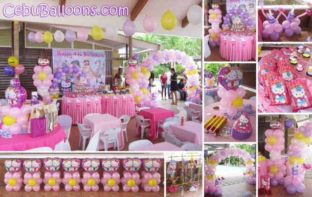 Combo Package (Decor, Entertainer, Party) at Gallego Private Resort