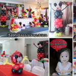 Composite of Mickey Mouse Combo Package at PNP Camp Cebu City