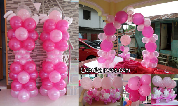 Shop for kiddie parties in liloan area for Balloon decoration packages manila