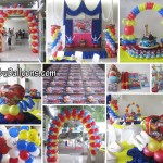 Disney Cars Balloon Decoration & Party Package at Garces Royal Garden