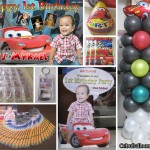 Disney Cars Party Package & Giveaways (Zeus Mykael)