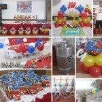 Disney Cars Theme Decoration & Party Package Combo at Maria Lina Building