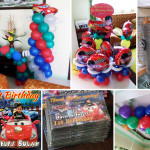 Disney Cars Theme Decors, Party Supplies & Giveaways at Tayud Consolacion