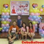 Disney Princess Balloon Decoration Package at Hannah's Party Place