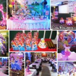 Disney Princess Combo Package with Sweets Buffet