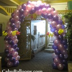 Entrance Arch for Fairyland Theme Setup
