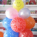 First Balloon Pillar of Cebu Balloons