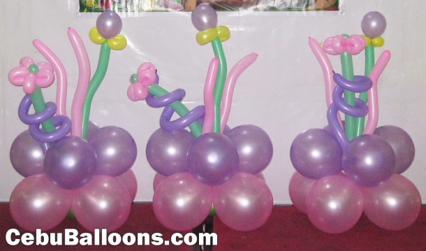 Ground Decor for Tinkerbell Theme