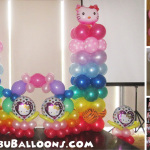 Hello Kitty Balloon Decoration Package at Choi City