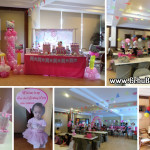 Hello Kitty Balloon Decors, Dessert Buffet & Souvenirs at Sugbahan