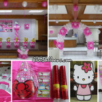 Hello Kitty Decor & Kiddie Party Needs at Sacred Heart Center