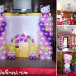 Hello Kitty Decoration Package (Sulit C) at AA's Barbeque Guadalupe