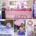 Hello Kitty Party Package & Balloon Decors at Basak, Mandaue