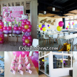 Hello Kitty Theme for a Christening at Parilya Restaurant, Il Corso, City di Mare