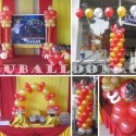 Ironman Balloon Decoration Package at Garces Royal Garden