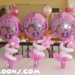 It's a Girl Centerpieces