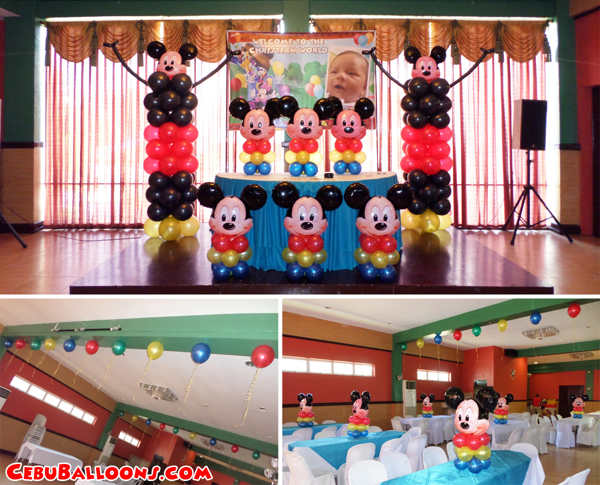 Mickey Mouse | Cebu Balloons and Party Supplies. Mickey Mouse Cebu Balloons And Party Supplies & Marvelous Mickey Mouse Table Setup Ideas - Best Image Engine ...