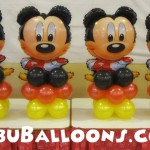 Mickey Mouse (Body) Centerpieces