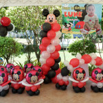 Mickey Mouse Decor & Party Package at Ellen's Garden