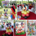 Mickey Mouse Decoration & Party Supplies at Silver Hills Clubhouse
