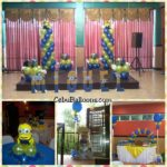 Minions Birthday Decoration in Jakosalem