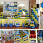 Minions Despicable Me Balloon Decor & Party Supplies at Maria Lina