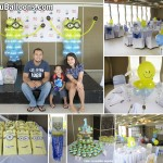 Minions Theme Balloon Decoration Package at City Suites Ramos