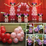 Minnie Mouse Decoration Package at Ching Palace