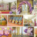 Princess Decor & Kiddie Party Package at TLC