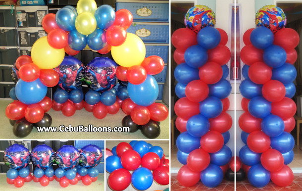 Spiderman (Sulit Decor A Package) for Pick-up