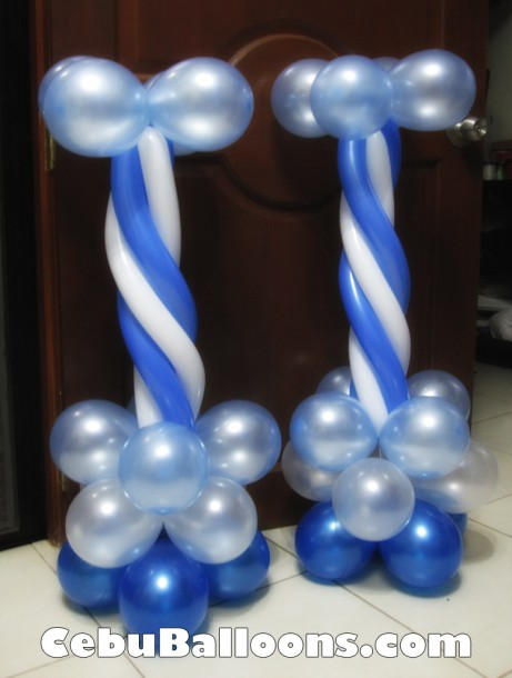 Stage Decoration for Christening