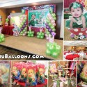 Tinkerbell Balloon Decoration & Party Supplies at Mayi Room in City Sports Club Ayala