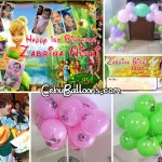 Tinkerbell Party Package at Hermag Village