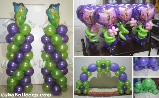 Tinkerbell Theme (Sulit Decor Package B)