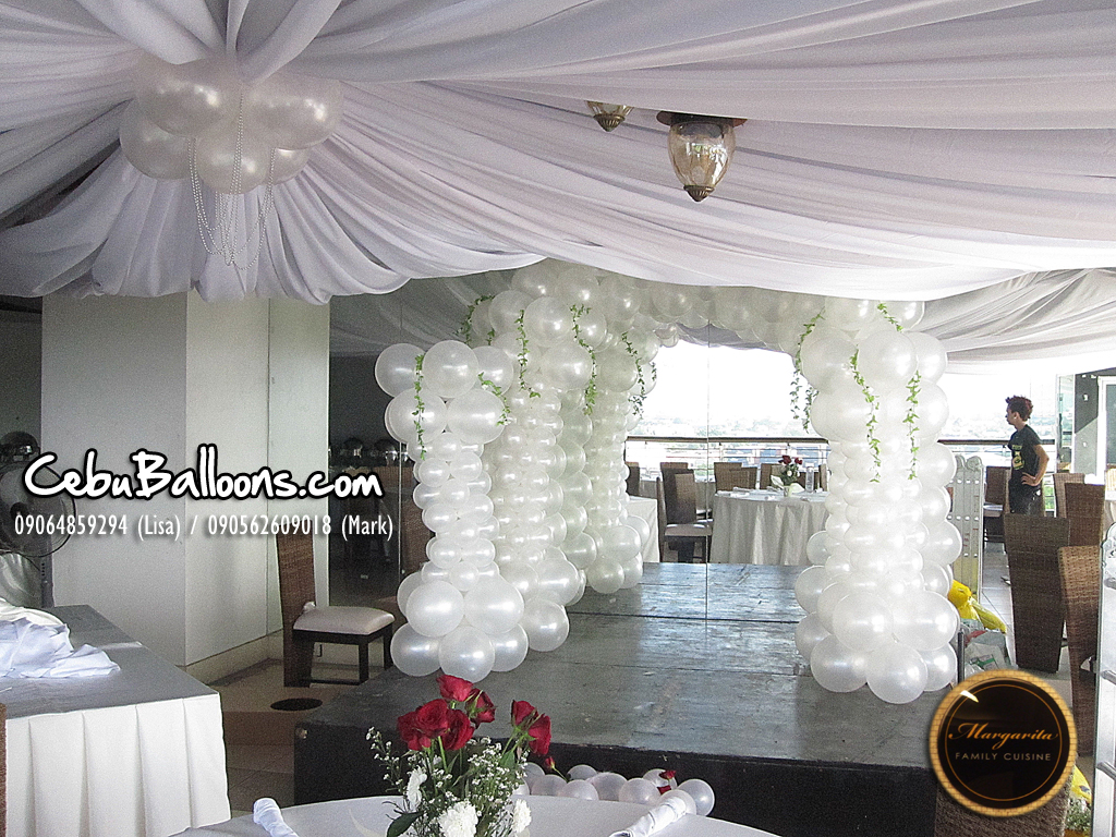 Wedding | Cebu Balloons and Party Supplies